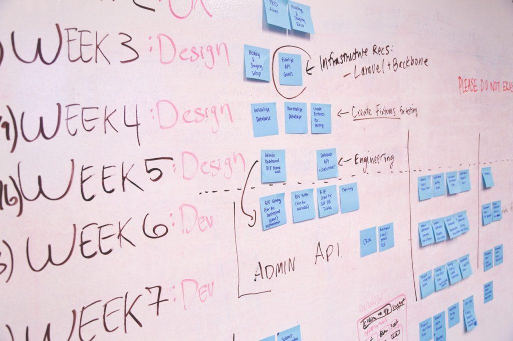 仕事ができる人のスケジュール管理の方法を教えます!【工程表で効率的に管理】